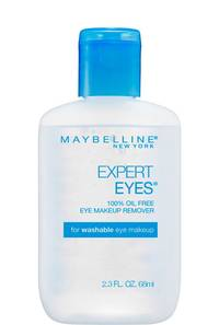 Expert Eyes® 100% Oil-Free Eye Makeup Remover