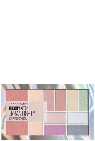 The City Kits™ All-in-One Eye & Cheek Palette