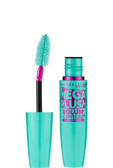 Volum' Express® The Mega Plush® Waterproof Mascara